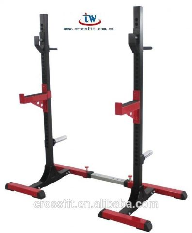 Crossfit-barbell-rack-Commercial-weightlifting-Squat-rack